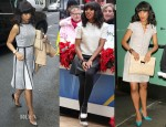 Kerry Washington's Three Looks In One Day