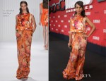 Kerry Washington In J. Mendel - 'Django Unchained' Berlin Premiere