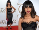 Kerry Washington In Marchesa - 2013 Producers Guild Awards