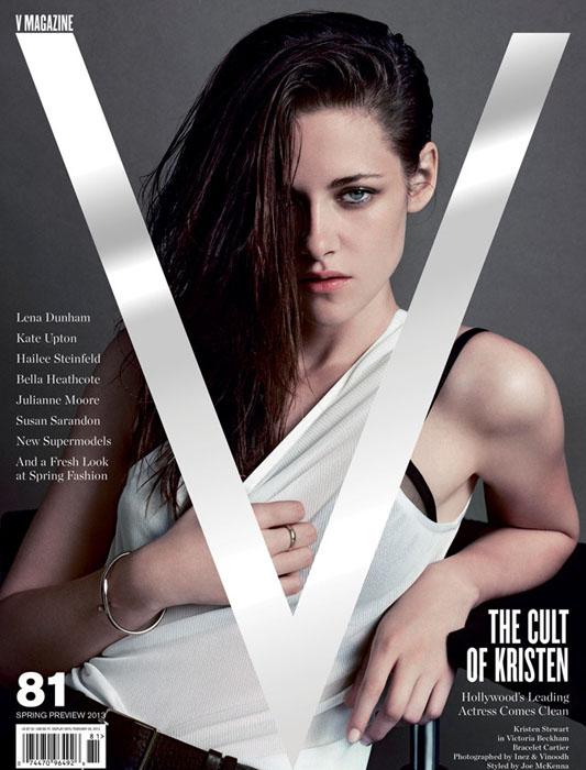 Kristen Stewart for V Magazine Spring 2013