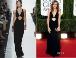 Kristen Wiig In Michael Kors - 2013 Golden Globe Awards