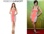 Krysta Rodriguez' Rebecca Minkoff Claudia Dress