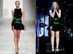 Kylie Minogue In David Koma - Hit Factory Live Christmas Cracker Concert