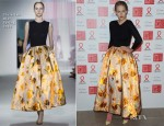 Leelee Sobieski In Christian Dior - Sidaction Gala Dinner 2013