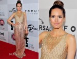 Louise Roe In Manish Arora - NBC Universal's 70th Annual Golden Globe Awards After Party