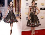 Marion Cotillard In Zuhair Murad Couture - 2013 Critics' Choice Movie Awards