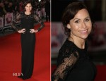 Minnie Driver In Lorena Sarbu - 'I Give It A Year' London Premiere