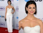 Morena Baccarin In Donna Karan Atelier - 2013 People's Choice Awards