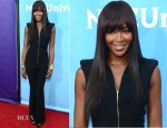 Naomi Campbell In Alexander McQueen - 2013 Winter TCA Tour