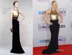 Naomi Watts In Alexander McQueen - 2013 People's Choice Awards