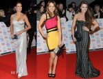 2013 National Television Awards Red Carpet Round Up