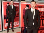 Nicholas Hoult In Dolce & Gabbana - 'Warm Bodies' Rome Premiere