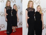 Nicole Kidman In L'Wren Scott & Naomi Watts In Victoria Beckham - 2013 Producers Guild Awards