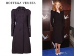 Nicole Kidman's Bottega Veneta Long Sleeve Coat