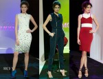 Nieves Alvarez In David Delfin & Gucci - Solo Moda