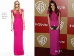Nikki Reed In Jenni Kayne - Warner Bros. and InStyle Golden Globe Awards After Party