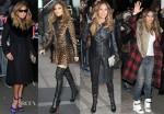 Jennifer Lopez' 'Parker' Promo Tour