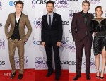 2013 People's Choice Awards Menswear Round Up
