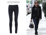 Pippa Middleton's Goldsign Lure Skinny Jeans
