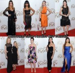 Who Was Your Best Dressed At The 2013 Producers Guild Awards?