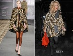 Rita Ora In Just Cavalli - Highline Ballroom