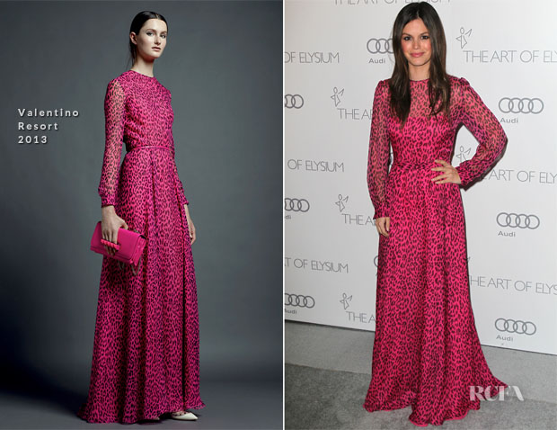Rachel Bilson in Valentino - Art Of Elysium heaven gala