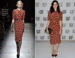Rachel Weisz In Bottega Veneta - 'The Deep Blue Sea' New York Screening