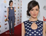Rose Byrne In Diane von Furstenberg - 2013 G'Day USA Los Angeles Black Tie Gala
