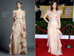Rose Byrne In Valentino - 2013 SAG Awards