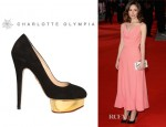 Rose Byrne's Charlotte Olympia 'Dolly' Pumps