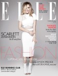 Scarlett Johansson For Elle UK February 2013