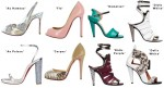 Select The Shoes You Want Me To Wear With My Roland Mouret Oscars Gown