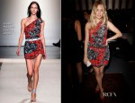 Sienna Miller In Isabel Marant - W Magazine Celebrate The Golden Globes