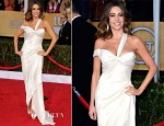 Sofia Vergara In Donna Karan Atelier - 2013 SAG Awards
