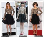 Who Wore Alice + Olivia Better...Rumer Willis, Krysten Ritter or Zendaya Coleman?
