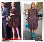 Who Wore Rochas Better...Emma Stone or Anna Dello Russo?