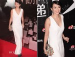 Zhang Ziyi In Fendi - 2013 Sina Weibo Awards