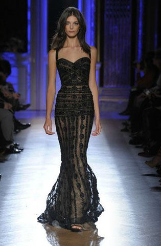Zuhair Murad Couture spring summer 2012 collection 21