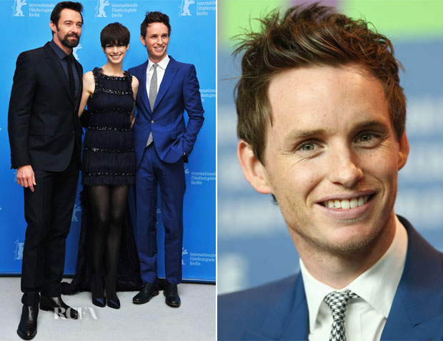 'Les Miserables' Berlin Film Festival Premiere Menswear Round Up