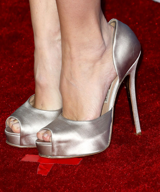 Jennifer Garner's Ferragamo shoes