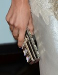 Julianne Hough's Judith Leiber clutch