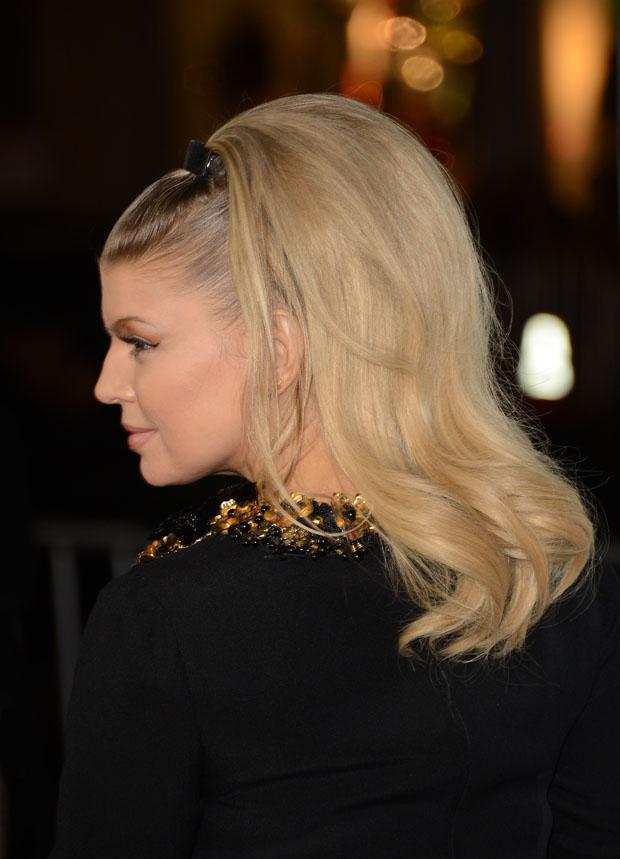 Fergie in Gucci