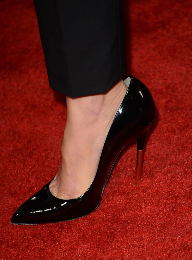 Cobie Smulders' Tom Ford pumps