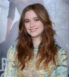 Alice Englert in Elie Saab Couture