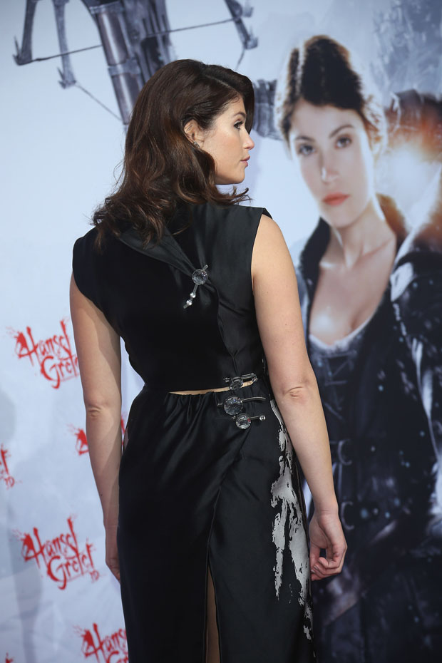 Gemma Arterton in Miu Miu