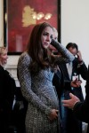 Catherine, Duchess Of Cambridge in Max Mara