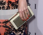 Louise Roe's clutch