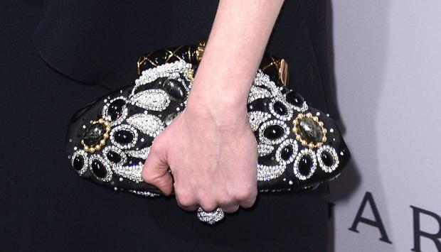 Kirsten Dunst's clutch