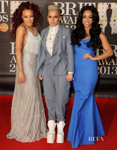 Brit Awards 2013 - Red Carpet Arrivals