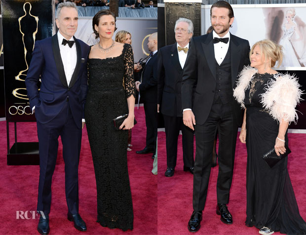 2013 Oscars Menswear Round Up 2